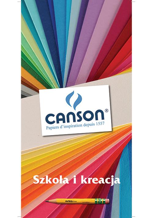 okładka Canson szkoła