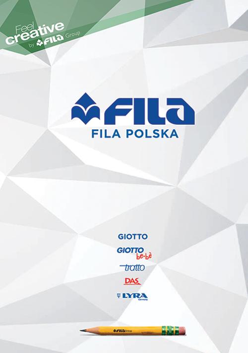 okładka Fila Polska